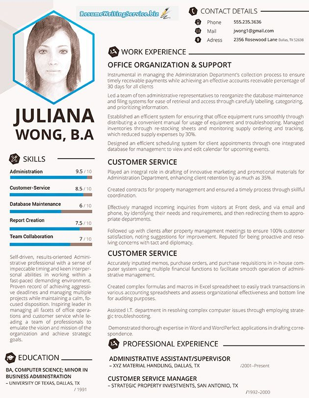 combination resume examples 2015 - Google Search Resume samples