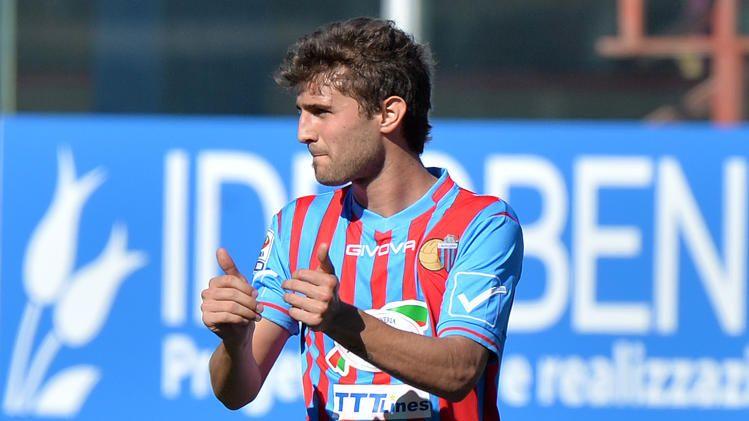 Gino Peruzzi, skuffet over tiden i Catania!