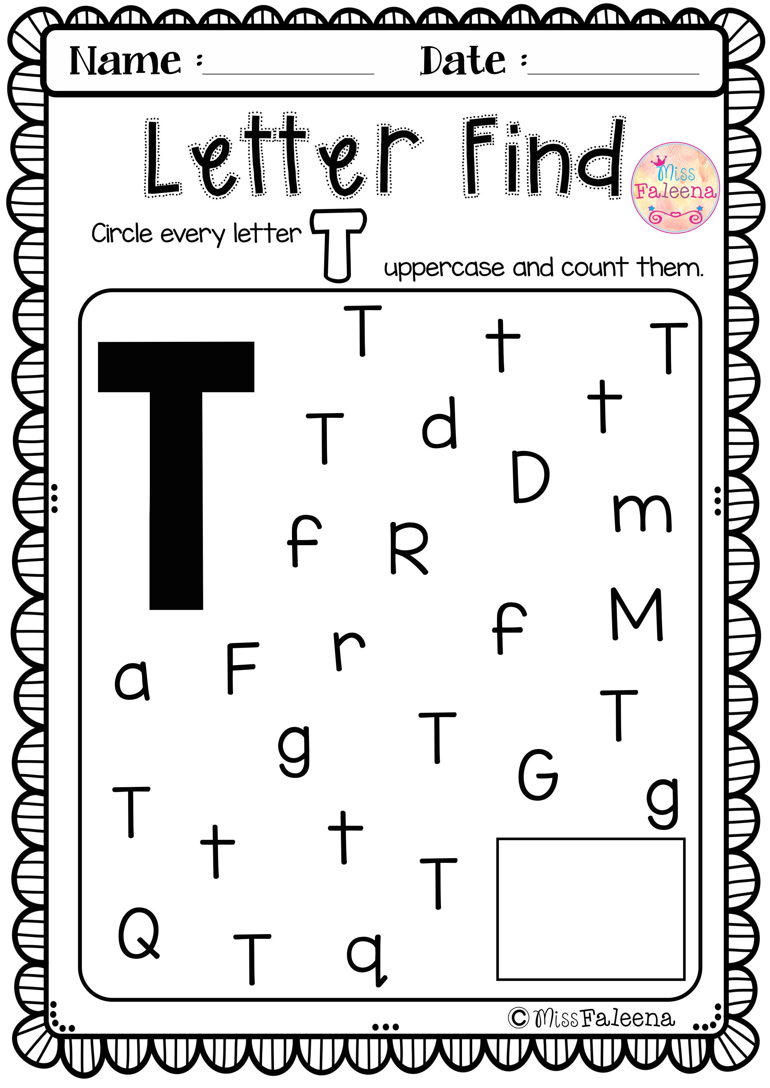 This Set Contains Pages Of Variety Activities Games And Worksheets This Product Will Help To Teach You Letter T Worksheets Letter T Words Letter T Activities