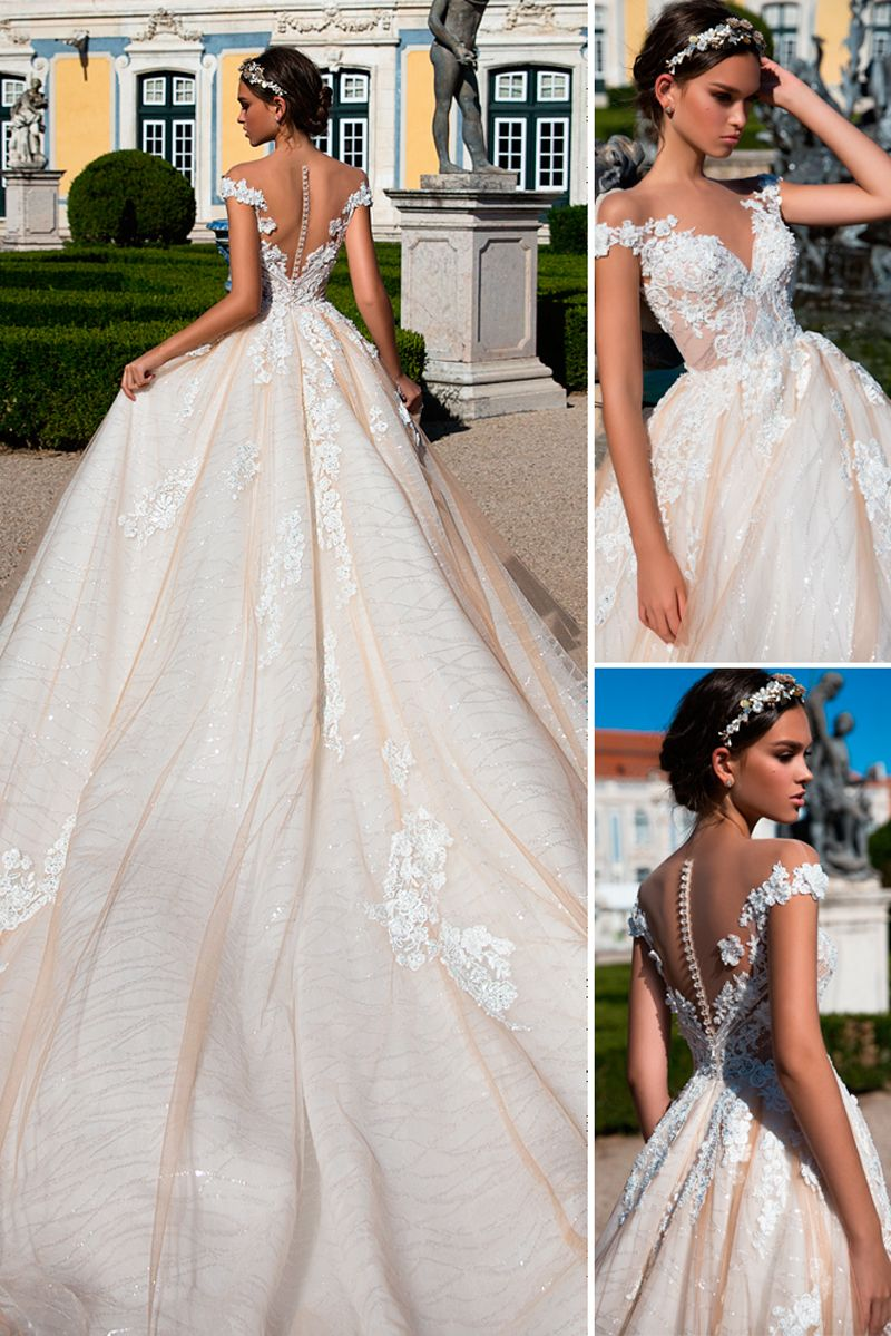 Milla nova wedding dresses collection wedding pinterest