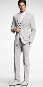 Perfect suit for summer.