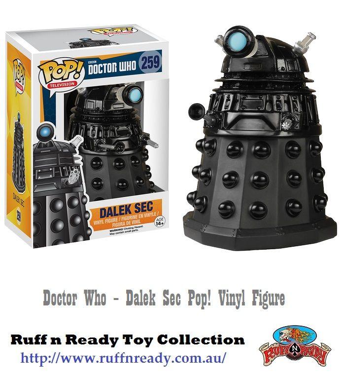 Doctor Who – Dalek Sec Pop! Vinyl Figure
