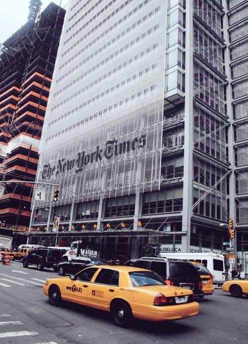 New York Times Hq In Manhattan Renzo Piano New York Times News Renzo Piano Dream City