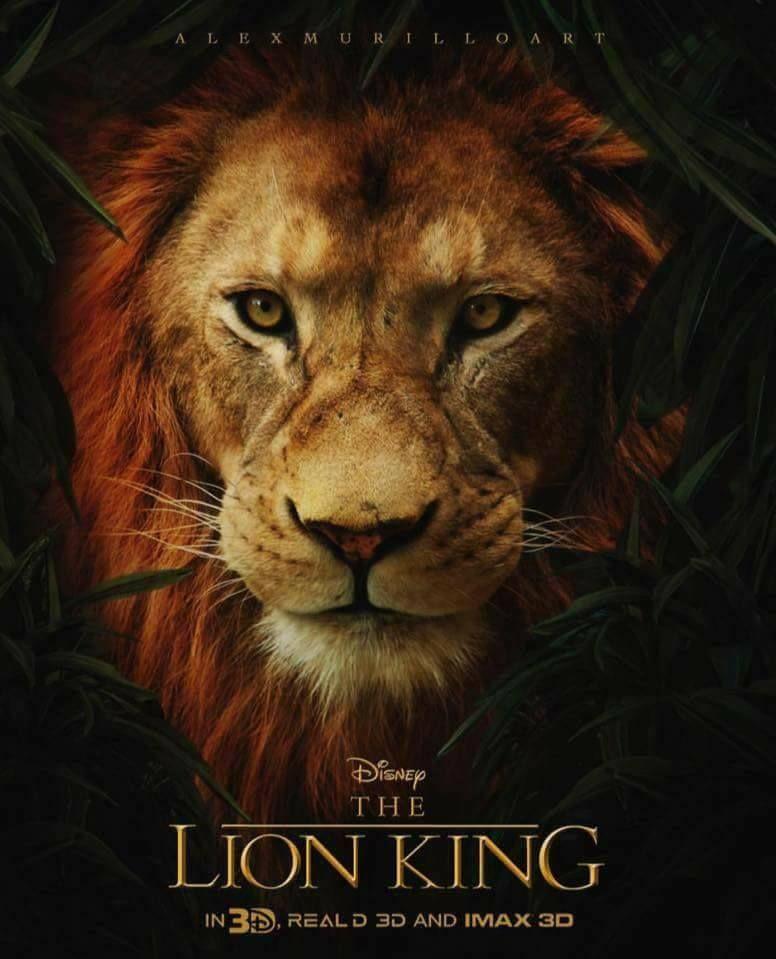 Resultado de imagen para el rey leon live action