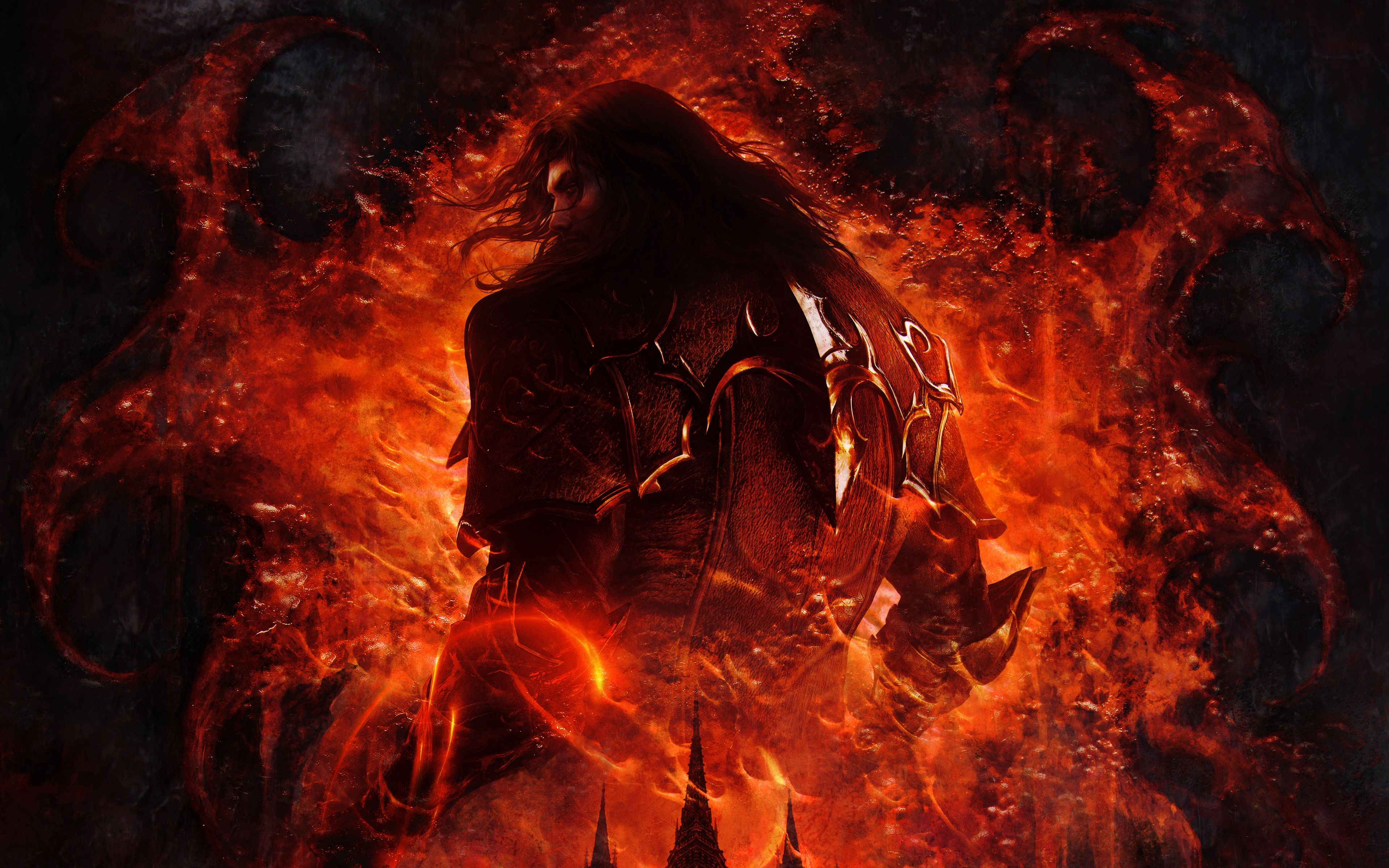 Download Wallpaper 3840x2400 Castlevania Lords Of Shadow 2