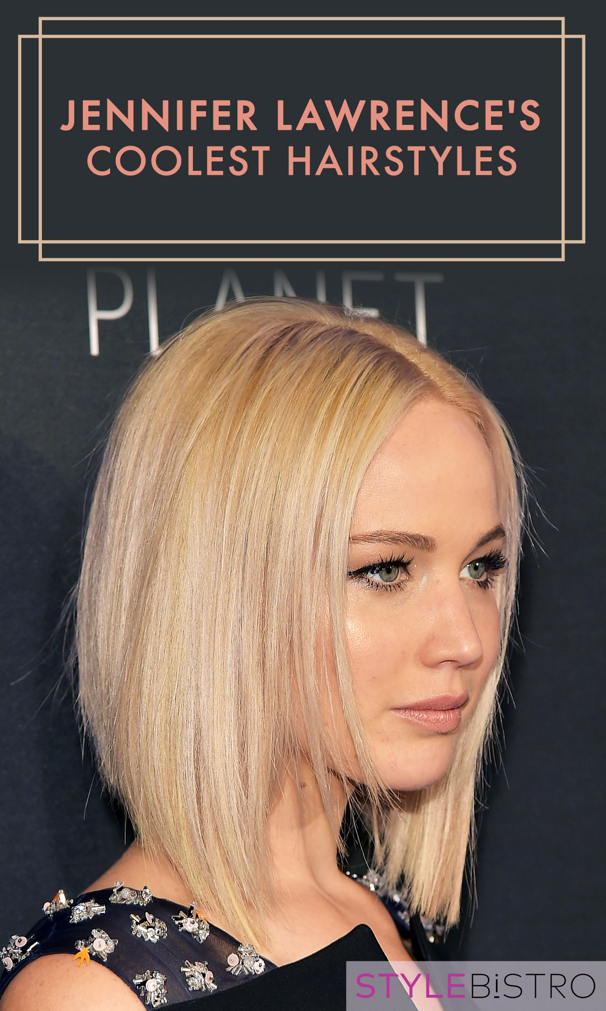Jennifer lawrence hairstyles we are obsessed with jennifer