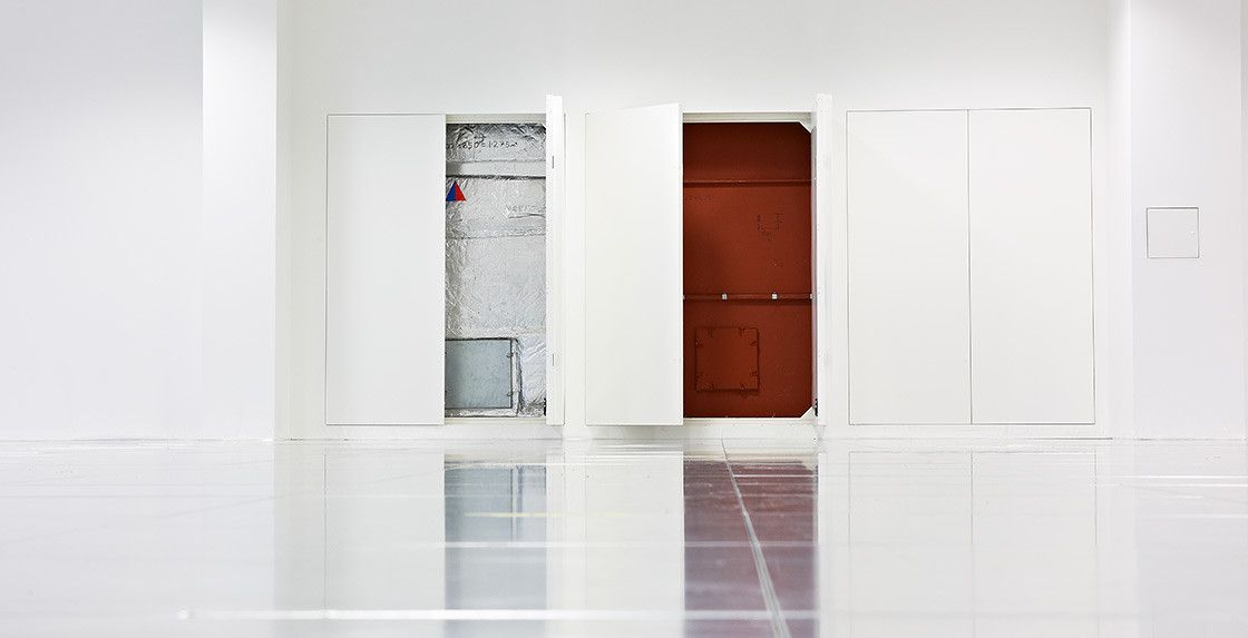 We can provide jib doors concealed cupboards and riser door systems perfect for concealing unsightly riser doors access panels and service cupboards. & Suppliers of concealed frameless cupboard and jib doors. | Jib Doors ...