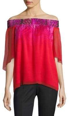 ee7520c31b6a Elie Tahari Calliope Silk Blouse | Products | Pinterest | Silk, Elie ...