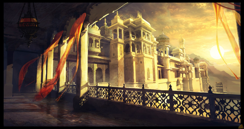 Geiler Streifen Von PersiaS Palace
