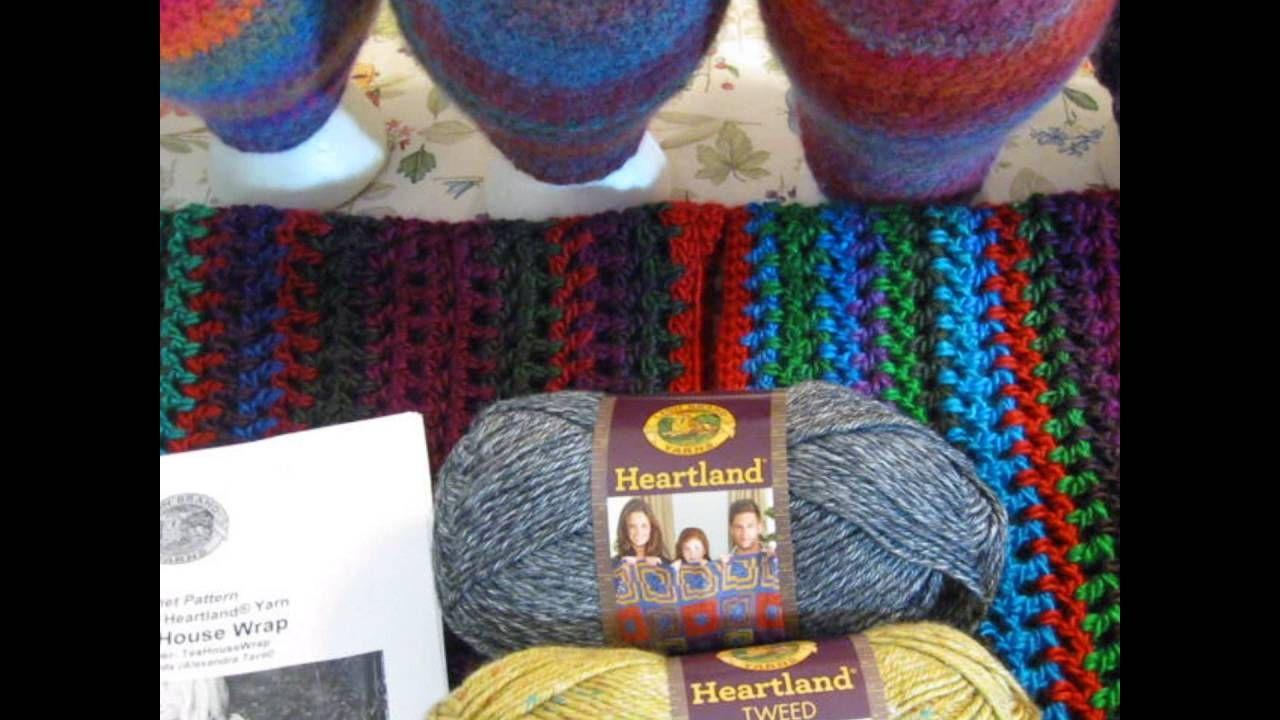 Pine Notes Crochet Update FO's & WIP's, Yarn Haul, Hey