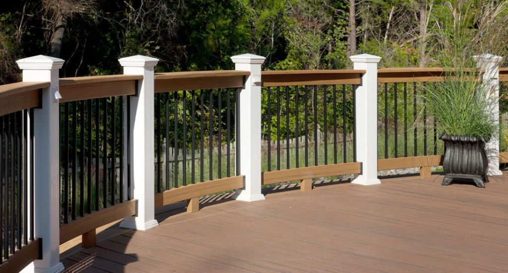 100s Of Deck Railing Ideas And Designs Deck Railing Systems