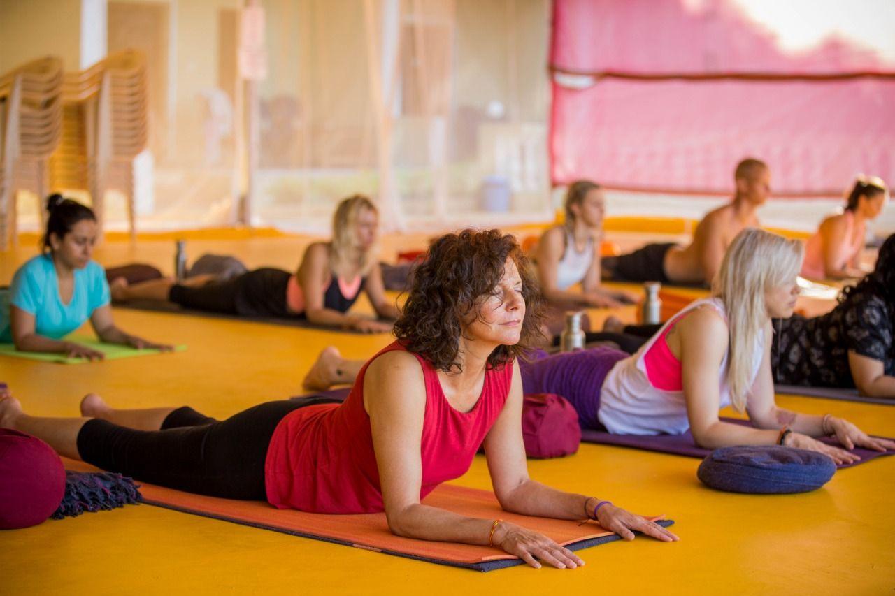 Sampoorna S 300 Hour Yoga Therapy Teacher Training Sampoorna Yoga Yoga Teacher Training Teacher Training