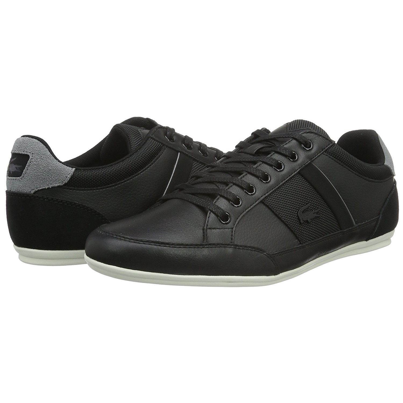 Buty Meskie Lacoste Chaymon 116 1 Czarne 40 5 47 6769802534 Oficjalne Archiwum Allegro Adidas Sneakers Lacoste Sneakers