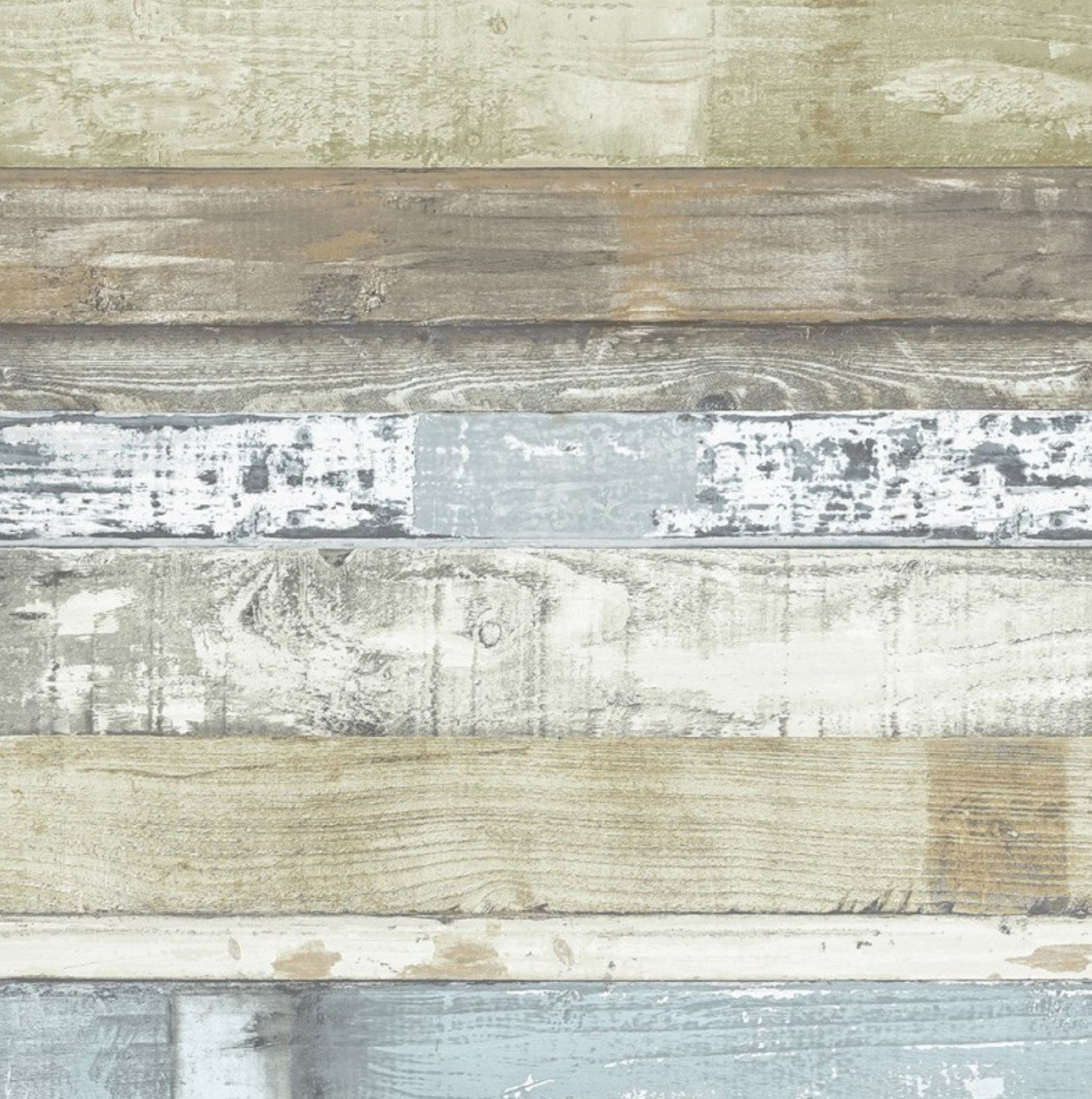 Weathered Coastal Scrap Wood Wallpaper Beach House Blue Distressed Shiplap Boards Rustic Country Farmho Wood Wallpaper Farmhouse Wallpaper Wallpaper Panels