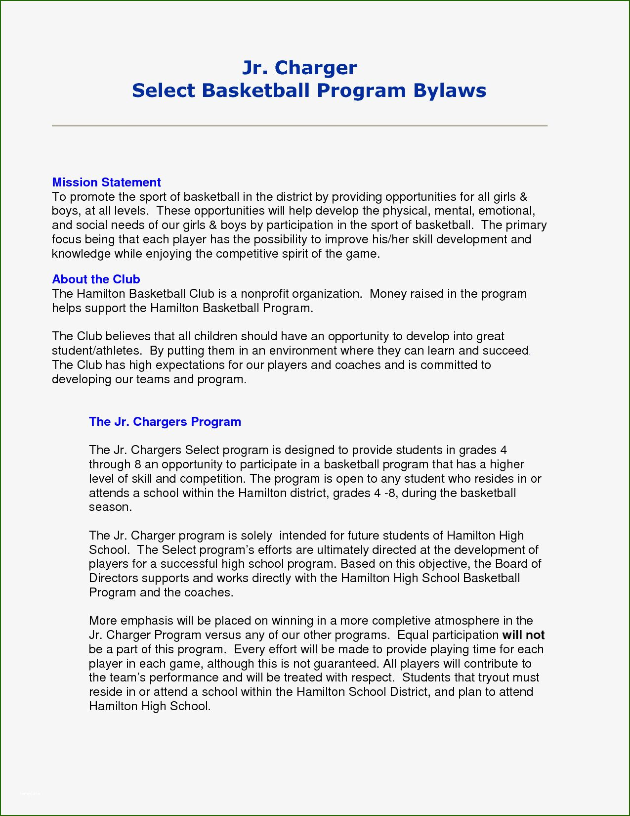 12 Ideal Social Club Bylaws Template In 2020 Cover Letter For Resume Social Club Templates
