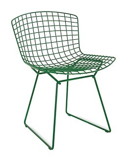 St Patrick S Day Green Rooms And Decor Bertoia Bertoia Side Chair Side Chairs