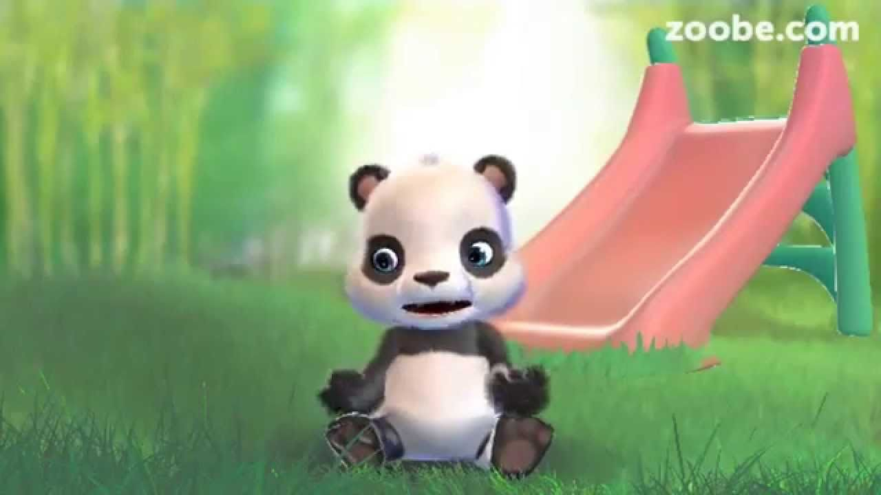 Panda Sings Traditional Song In Pandaneze Funny Gif Cute Panda Learn Quran
