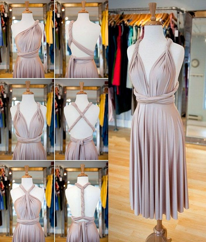 Convertible Dress Ideas