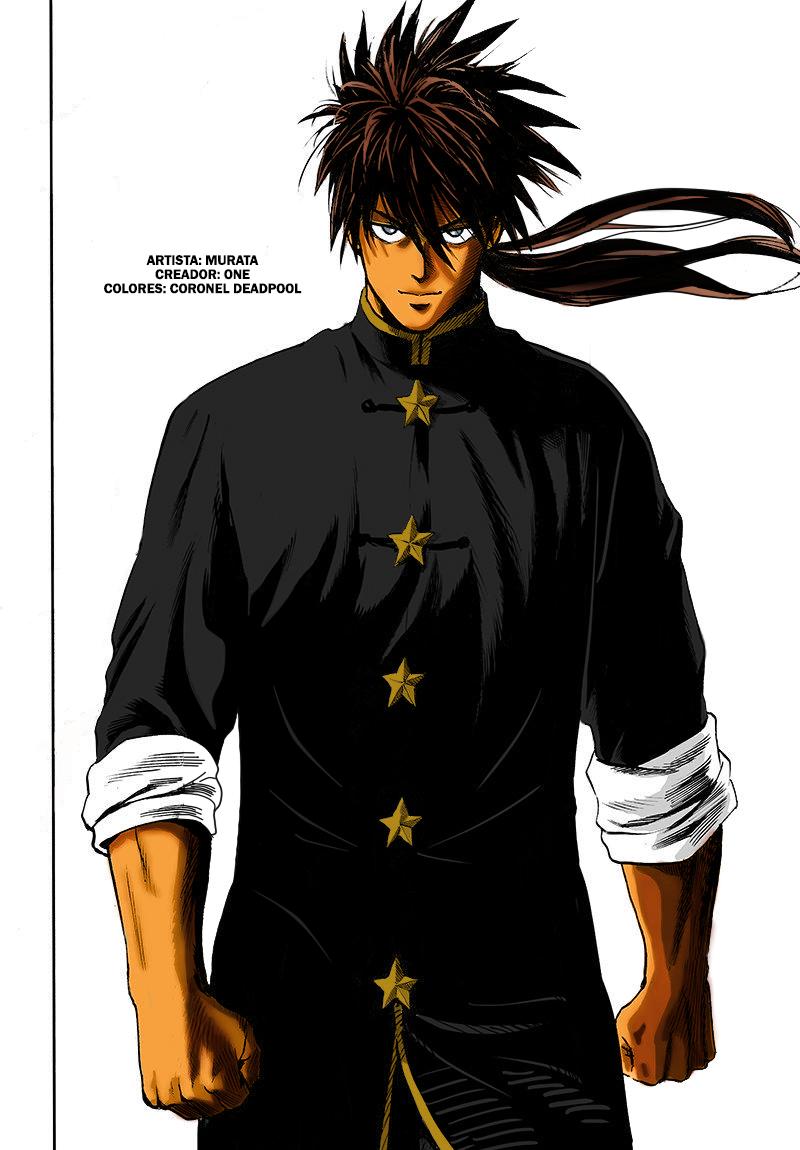 Suiryu One Punch Man Anime Anime Echii