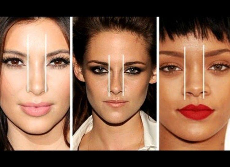 15 Geniales trucos que necesitas saber para tener las cejas más - tipos de cejas