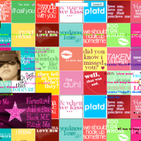 Quotes Collage Wallpaper 2 200x200 Quotes Collage Wallpaper