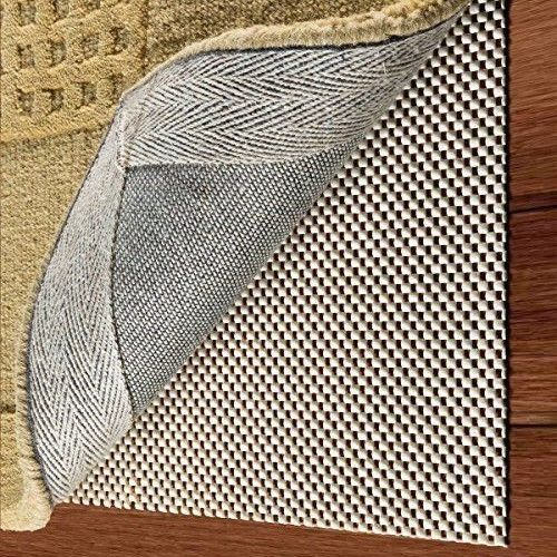 Non Slip Rug Pad 8 X 10 Comfort Protection Extra Strong Grip Thick Safe Floor Doublecheckproducts