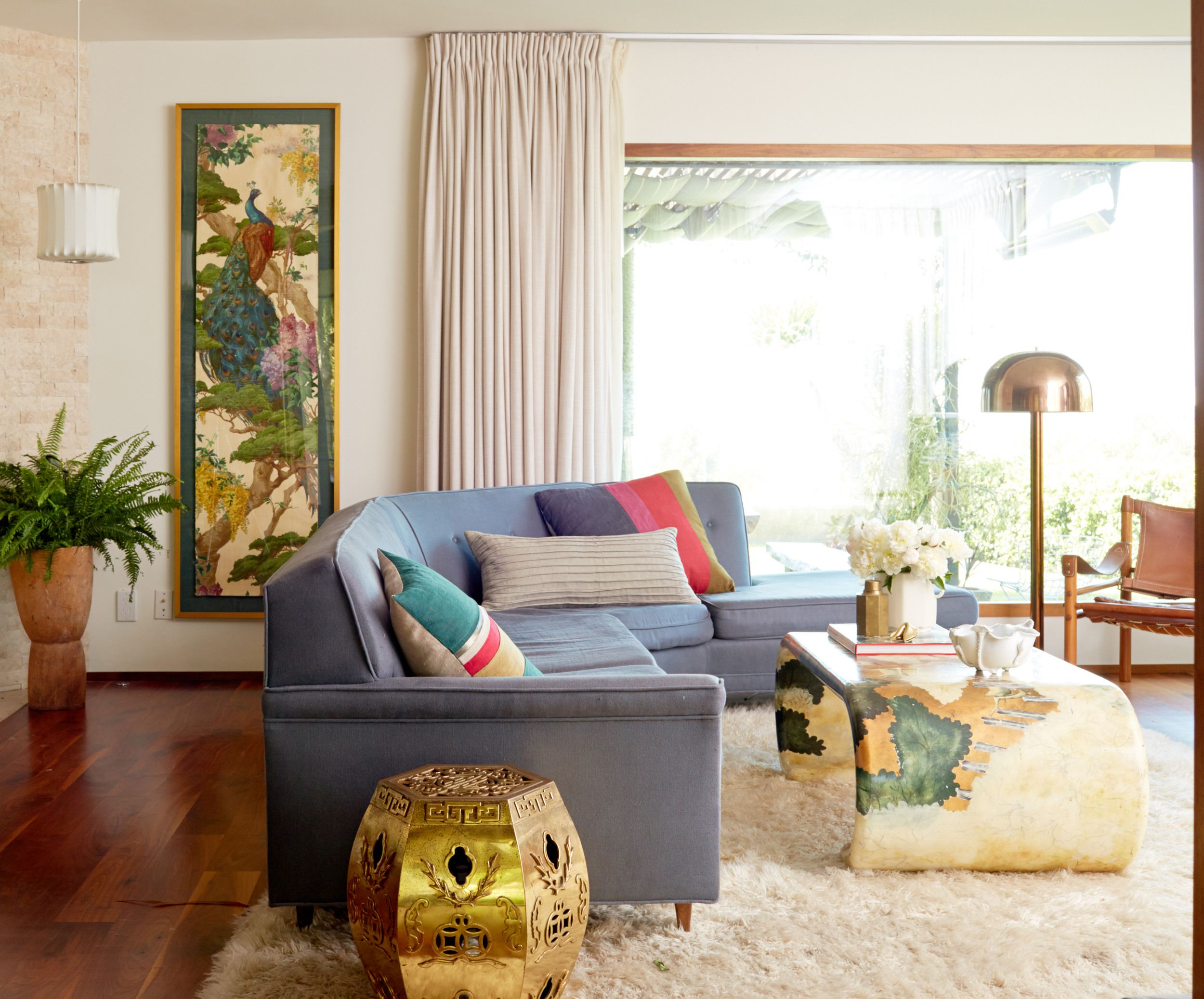 19 Lighting Combos The Rules Of Lighting Living Room Designs