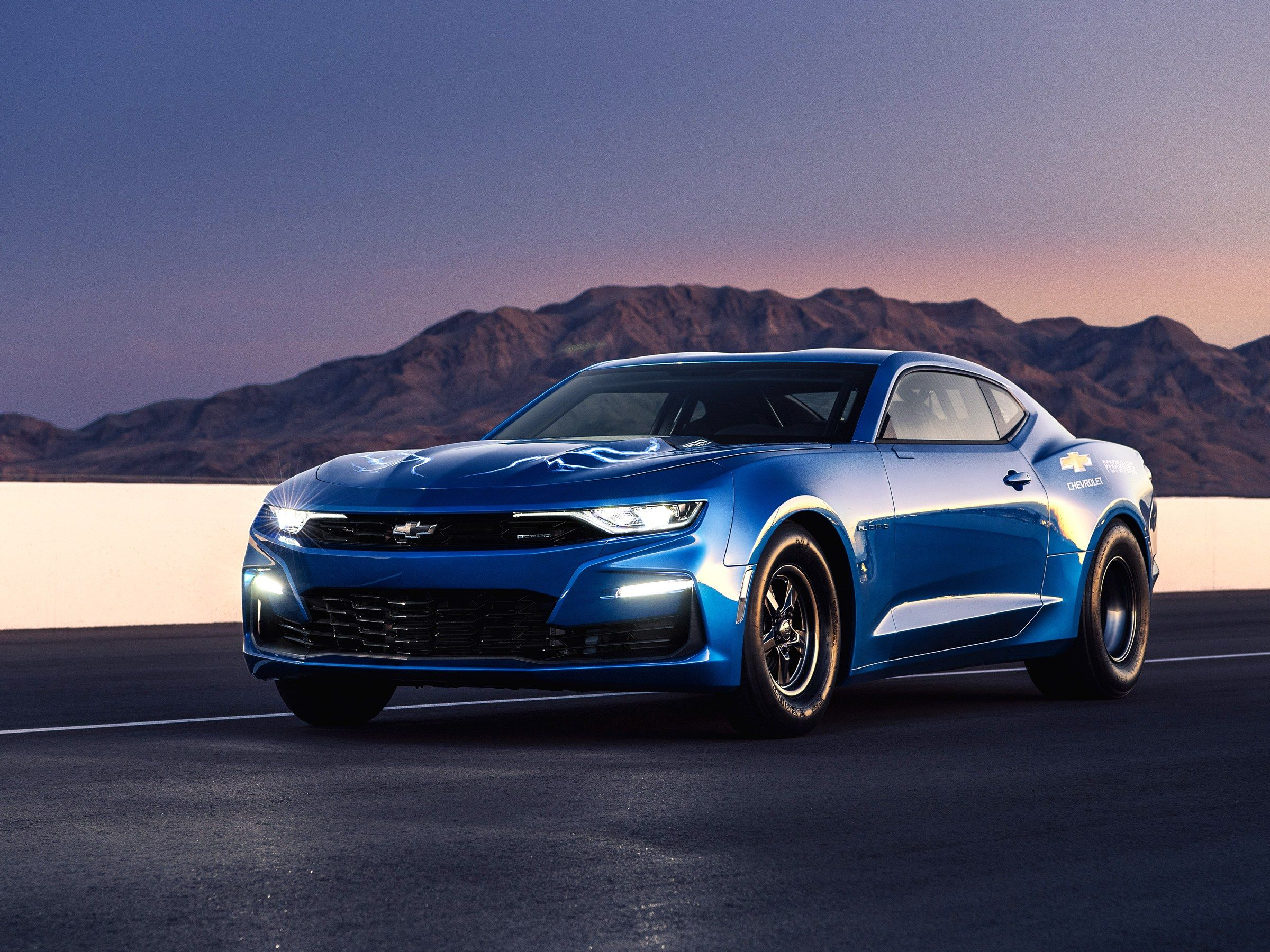 Chevy S Making An Electric Copo Camaro To Dominate The Drag Strip
