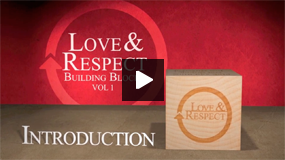Love And Respect By Dr Emerson Eggerichs Love And Respect Group Study Small Groups