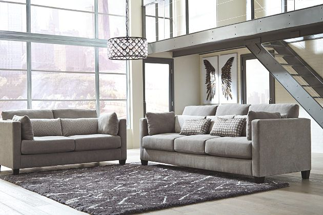Chimone Sofa And Loveseat Ashley Furniture Homestore Sofa And