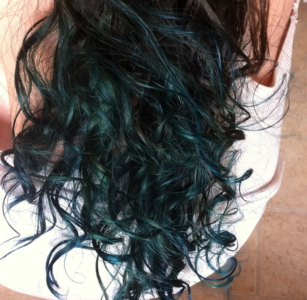 Darkest Blue Hair Dye Google Search Volosy