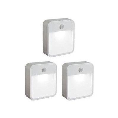 Symple Stuff Motion Sensing Led Nightlight Set Of 3 Motion Sensor Lights Outdoor Motion Sensor Lights Led Stick