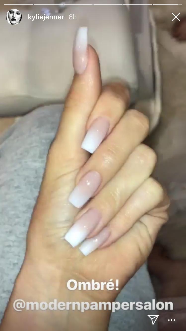 nails acrylic false