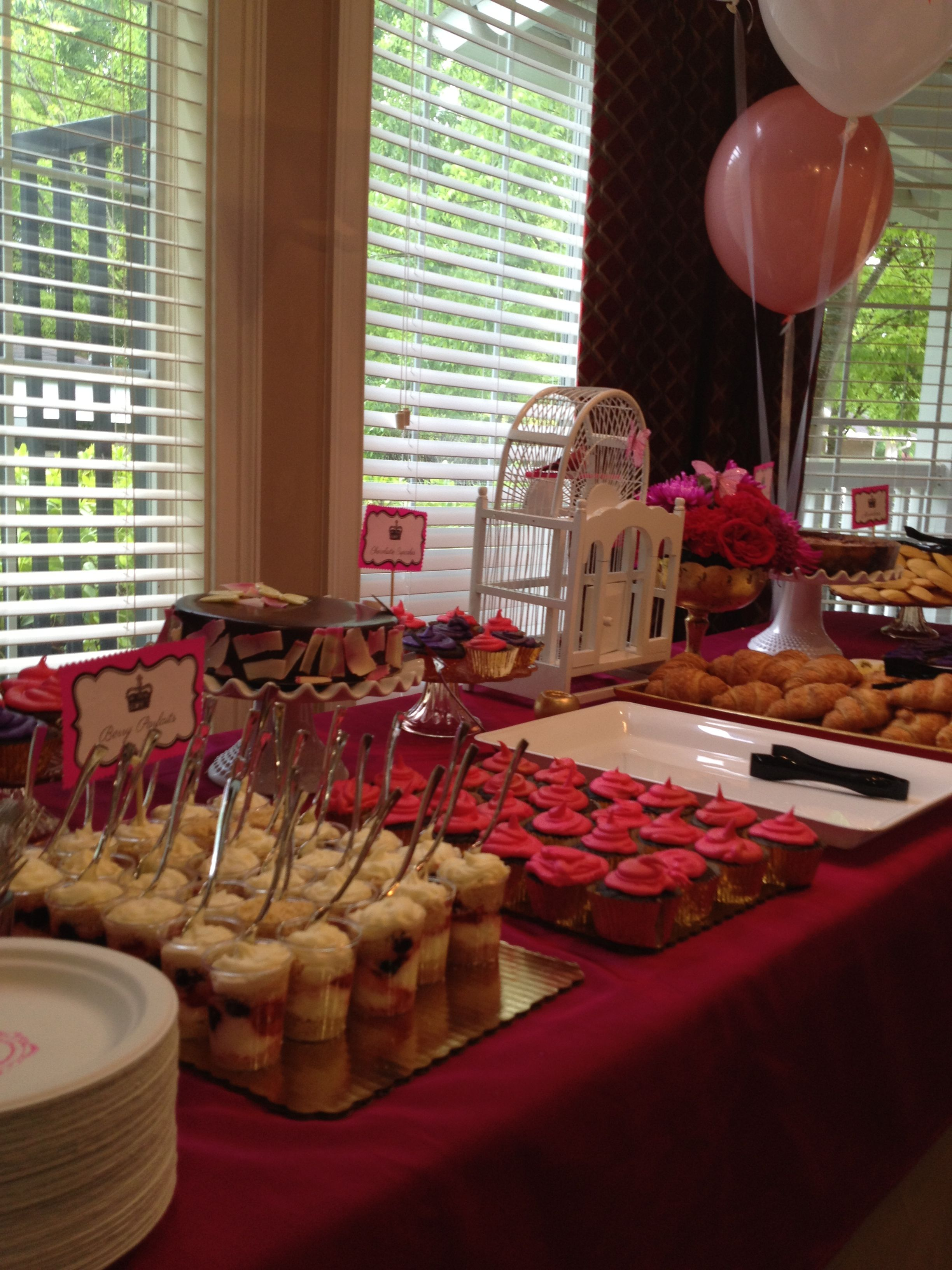 Mother S Day Tea For An Apartment Community All Things Work