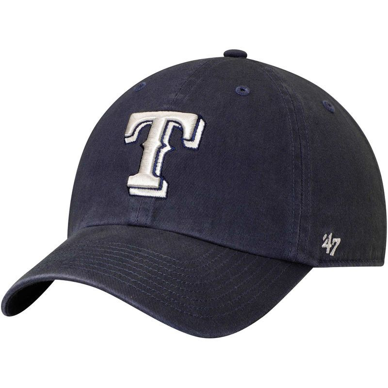 72d7a14c6 Texas Rangers '47 Vintage Clean Up Adjustable Hat - Gray | Products ...