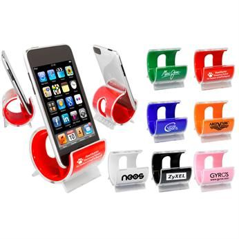 Wonderful Circular Design With Fun Colors 99 Cents Each 2016 This Promotional Cell Phone Holder Will Give You An Advantage Over Your Competitors