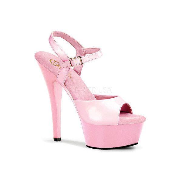 Pleaser shoes, Heels, Spike heels
