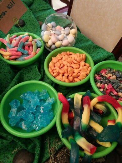 Fresh Kill Pile Cat birthday party, Cat themed birthday