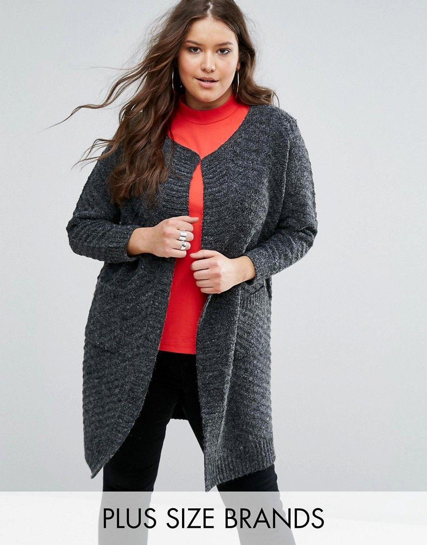 Get this KOKO's oversized cardigan now! Click for more details ...