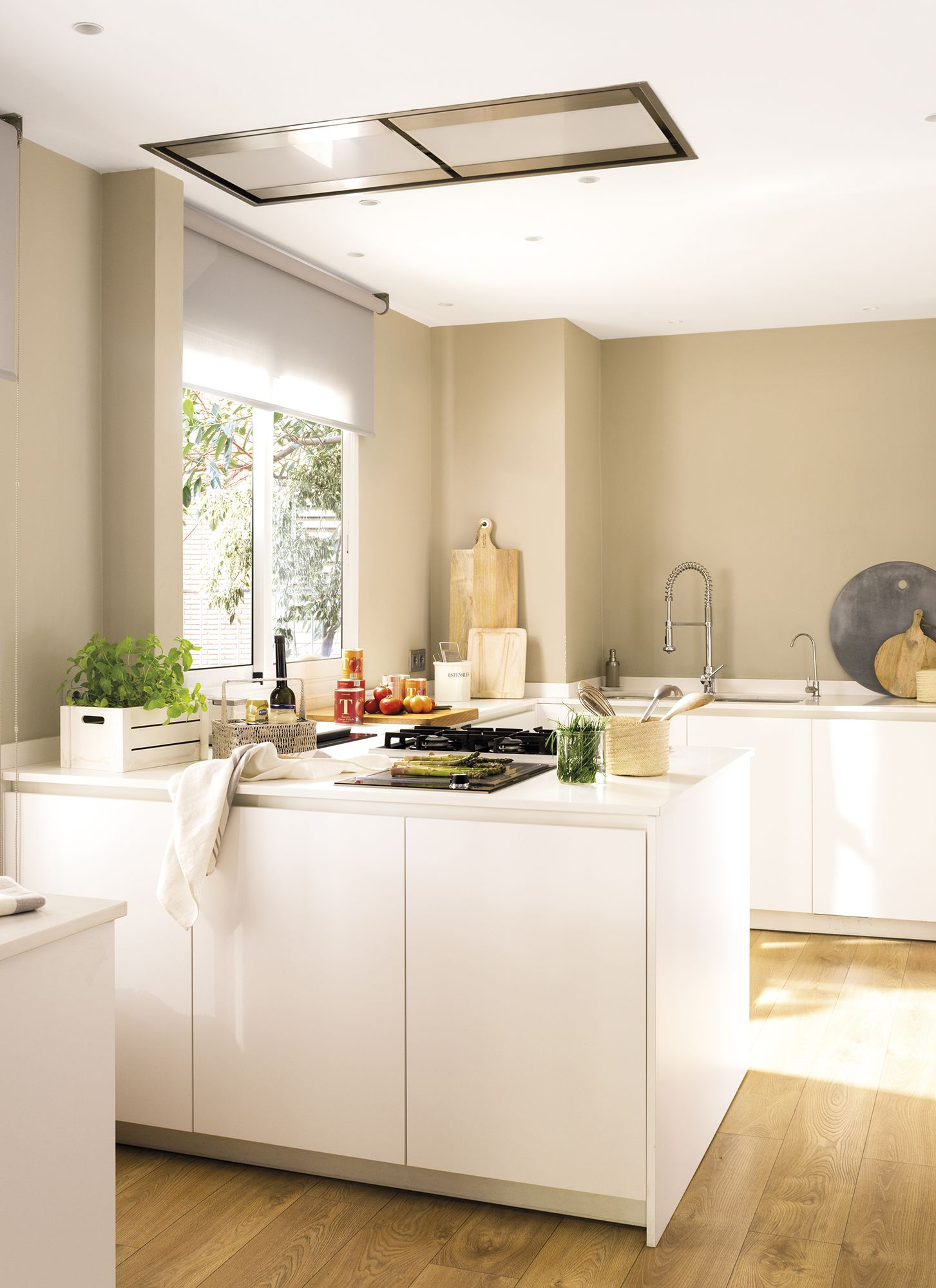 La Suerte De Cocinar Con Vistas In 2019 Kitchen Kitchen