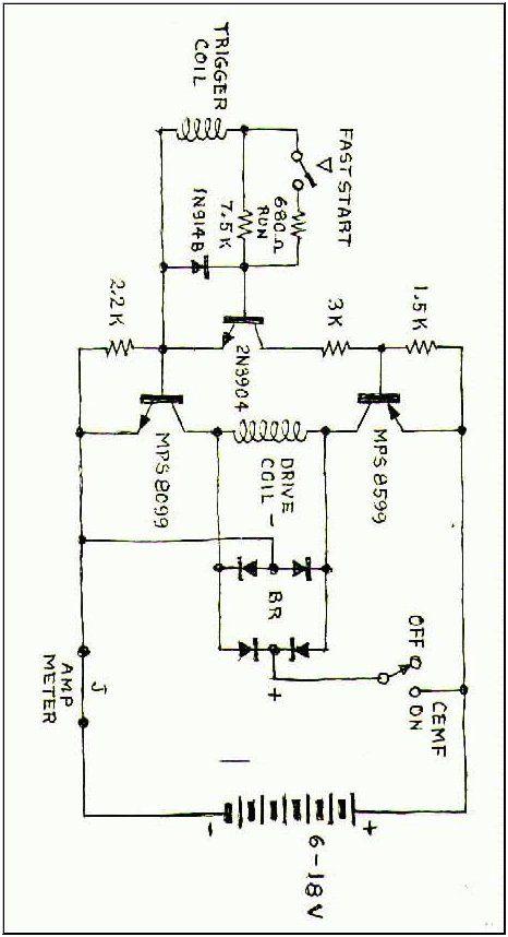 Bedini Wiring Diagram | Wiring Diagram on