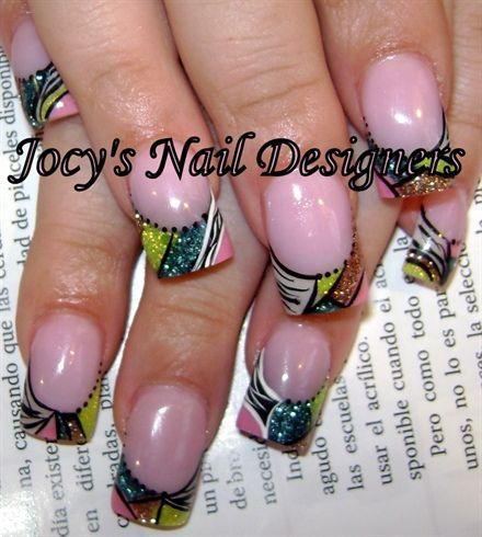 Lucys Nail Designers Nail Art Gallery Nail Designs Pinterest