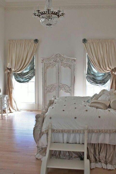 Romantic Romantische Deko Land Schlafzimmer Einrichtungsideen Schlafzimmer