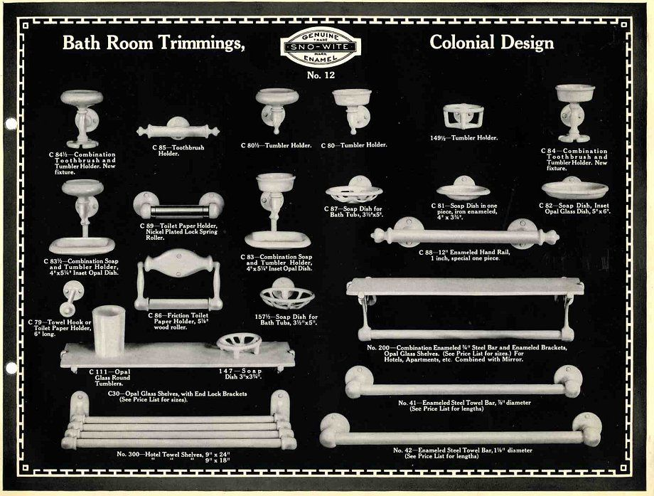 Cat logo de accesorios de ba o 1900 curiosidades sobre for Catalogo de accesorios de bano
