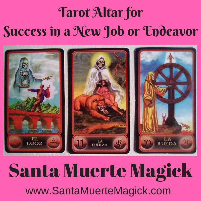 13+ Santa muerte tarot booklet ideas in 2021