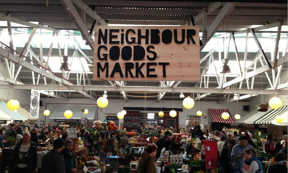 Neighbourgoods Market Johannesburg South Africa With Images