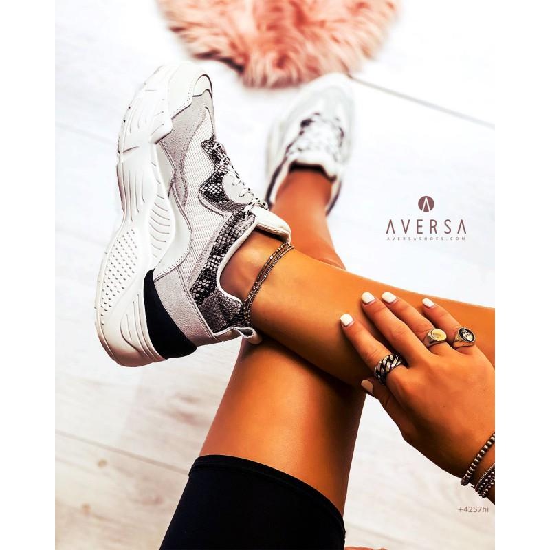Steve Madden Antonia Sneakers white