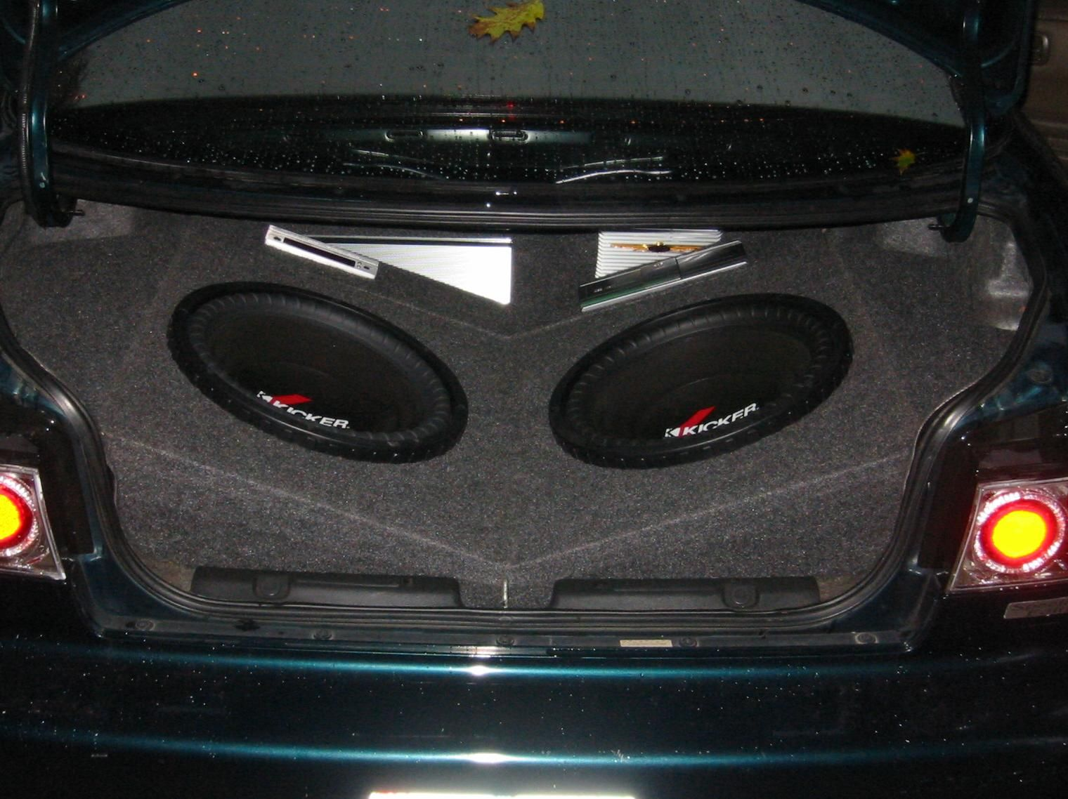 Best car sound system speakers car audio