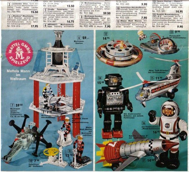 neckermann spielzeug katalog herbst 1968 baby boomer toys zeugs germany kindheit und. Black Bedroom Furniture Sets. Home Design Ideas
