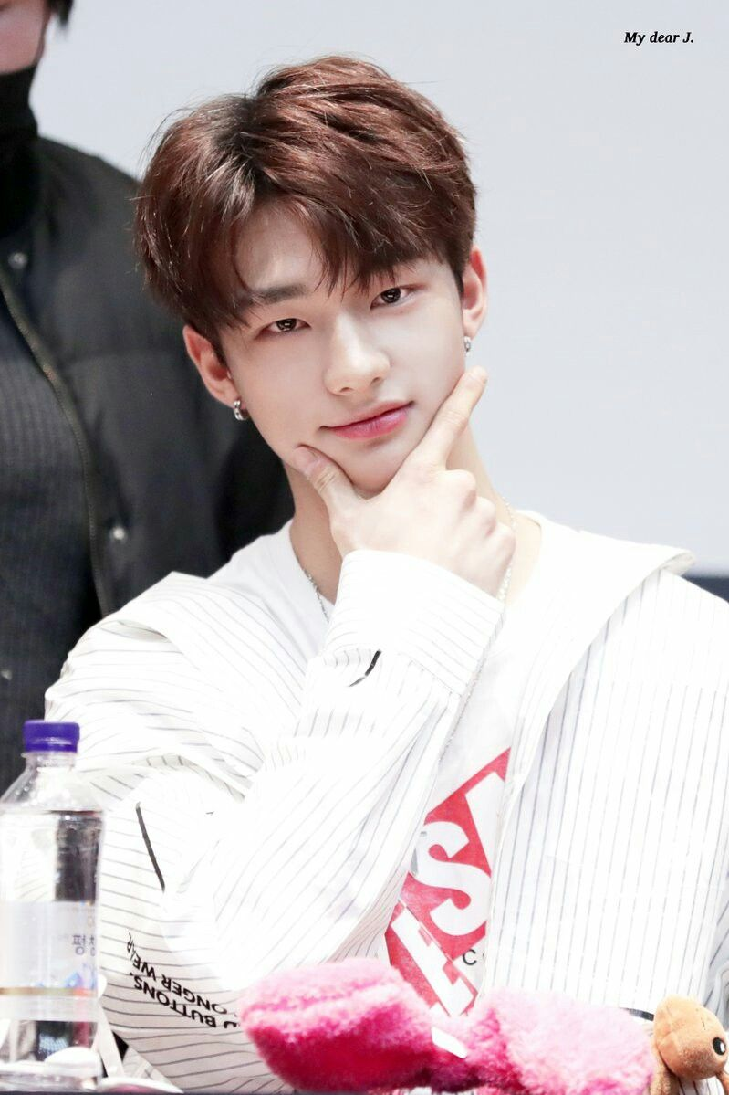 Hyunjin Sk S T R A Y K I D S Pinterest Kpop Got7 And Boy Groups